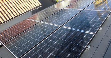 太陽光発電、活躍の春!
